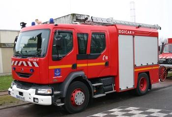 <h2>Fourgon-pompe tonne - Montargis - Loiret (45)</h2>