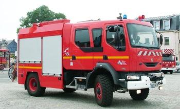 <h2>Fourgon-pompe tonne - Saint-Omer - Pas-de-Calais (62)</h2>