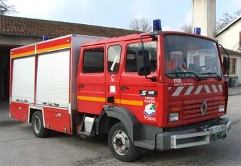 <h2>Véhicule de secours routier - Saint-Dié-des-Vosges - Vosges (88)</h2>