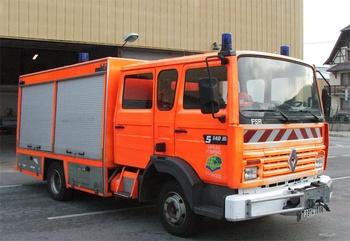 <h2>Véhicule de secours routier - Remiremont - Vosges (88)</h2>