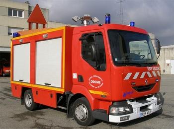 <h2>Véhicule de secours routier - Valence - Drôme (26)</h2>