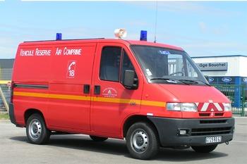 <h2>Véhicule d'assistance respiratoire - Berck-sur-Mer - Pas-de-Calais (62)</h2>