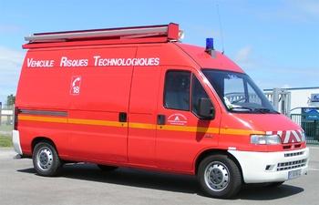 <h2>Véhicule pour interventions à risques technologiques - Berck-sur-Mer - Pas-de-Calais (62)</h2>