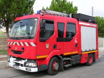 <h2>Fourgon-pompe tonne léger - Montpellier - Hérault (34)</h2>