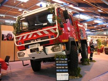 <h2>Camion-citerne pour feux de forêts - Decize - Nièvre (58)</h2>