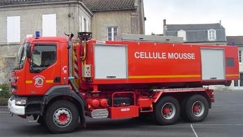 <h2>Véhicule porte-cellule - Cognac - Charente (16)</h2>