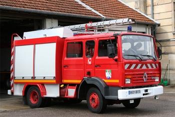 <h2>Fourgon-pompe tonne léger - Bar-le-Duc - Meuse (55)</h2>