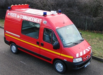 <h2>Véhicule poste de commandement - Vesoul - Haute-Saône (70)</h2>