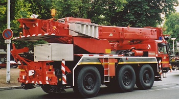 Camion-grue, Sapeurs-pompiers, Nord (59)