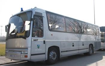 Véhicule de transport de personnel, Sapeurs-pompiers, Alpes-Maritimes (06)