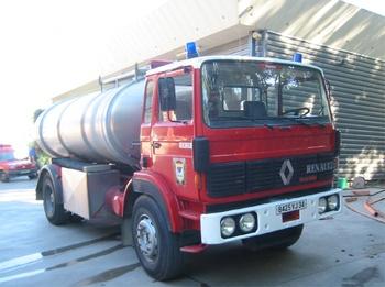 <h2>Camion-citerne de grande capacité - Le Caylar - Hérault (34)</h2>