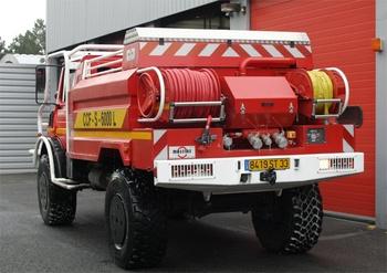 <h2>Camion-citerne pour feux de forêts - Mérignac - Gironde (33)</h2>