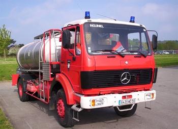 <h2>Camion-citerne de grande capacité - Inguiniel - Morbihan (56)</h2>