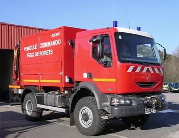 <h2>Véhicule de transport de matériel héliporté - Le vigan - Gard (30)</h2>