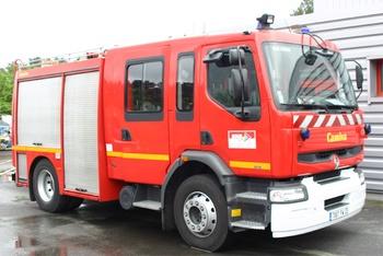 <h2>Fourgon-pompe tonne - Mérignac - Gironde (33)</h2>