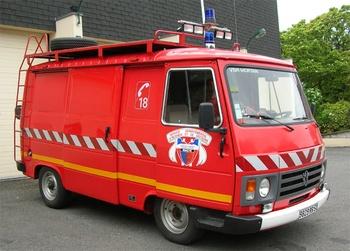<h2>Véhicule de secours routier - Mortain - Manche (50)</h2>