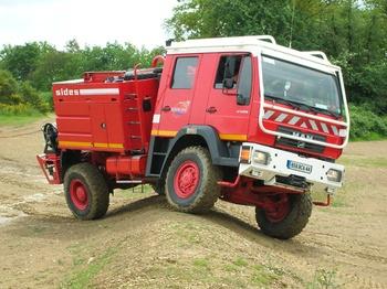 <h2>Camion-citerne pour feux de forêts - Clisson - Loire-Atlantique (44)</h2>