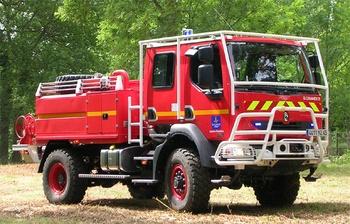 <h2>Camion-citerne pour feux de forêts - Bellegarde - Loiret (45)</h2>