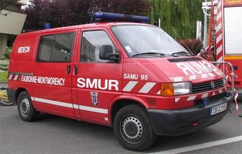 <h2>Véhicule radio médicalisé - Eaubonne - Val-d'Oise (95)</h2>