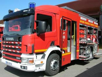 <h2>Fourgon-pompe tonne secours routier - Toul - Meurthe-et-Moselle (54)</h2>