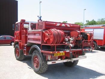 <h2>Camion-citerne pour feux de forêts - Hérault (34)</h2>