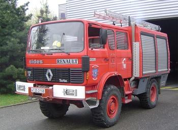 <h2>Fourgon-pompe tonne - Rouffach - Haut-Rhin (68)</h2>