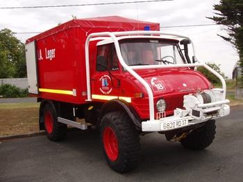 Dévidoir automobile, Sapeurs-pompiers, Charente-Maritime (17)