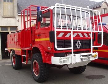 <h2>Camion-citerne pour feux de forêts - Fresnay-le-Comte - Eure-et-Loir (28)</h2>