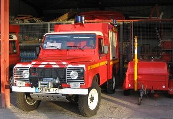 <h2>Véhicule de secours routier - Trinité - Martinique (972)</h2>