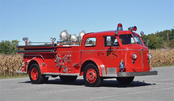 <h2>Fourgon-pompe - Ellendale - États-Unis</h2>