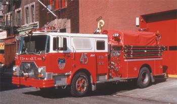 <h2>Fourgon-pompe - New York - États-Unis</h2>