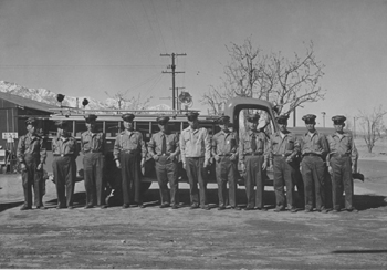 <h2>Fourgon-pompe - Manzanar - Etats-Unis</h2>