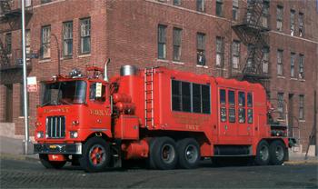 <h2>Engin-pompe de grande puissance - New York - États-Unis</h2>